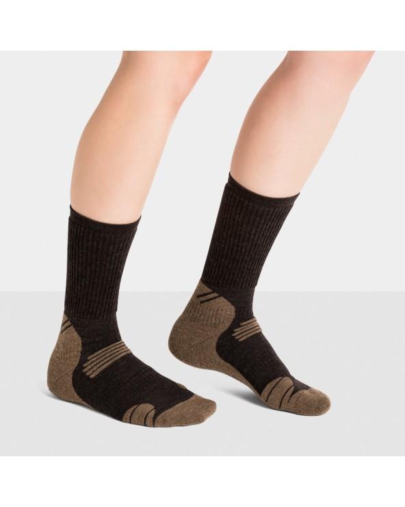Chaussettes chaudes de marche