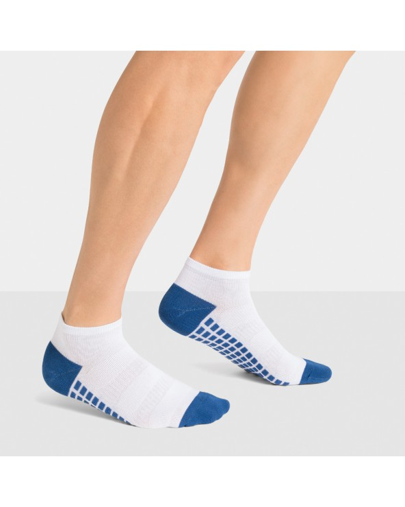Chaussettes invisibles sport semelles confort