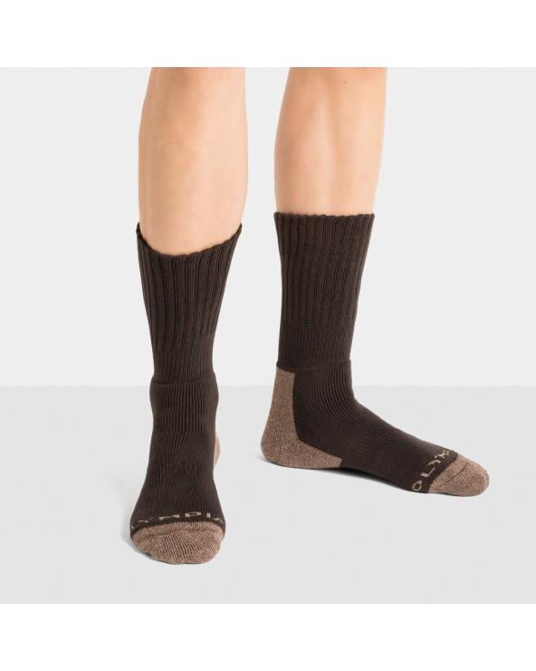 Chaussettes confort doublées
