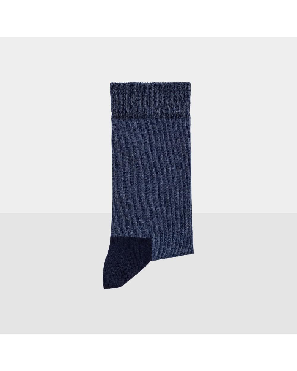 Chaussettes coton insusables