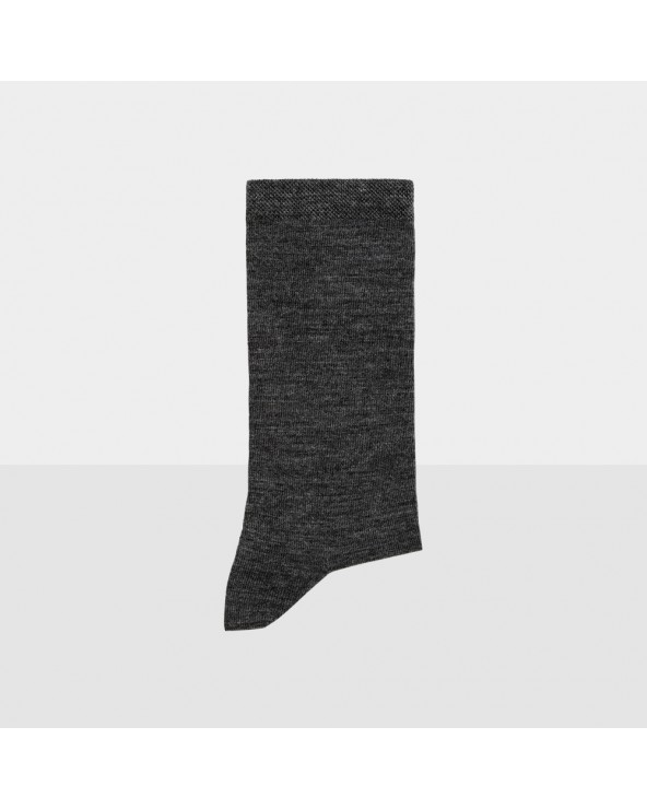 Chaussettes laine unies