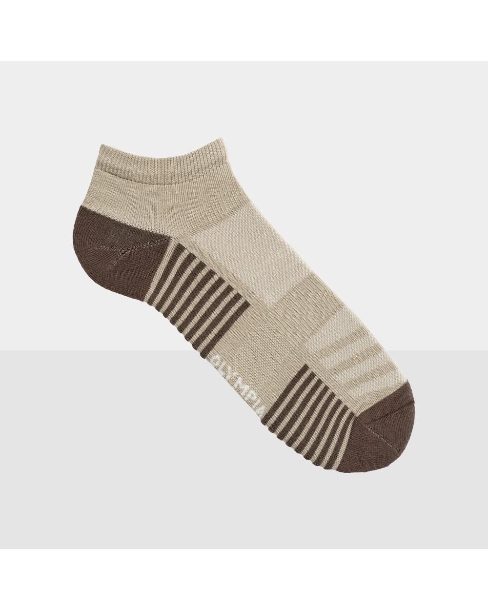 Socquettes coton de marche