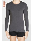 T-Shirt Coton Ultra Chaud Manches Longues