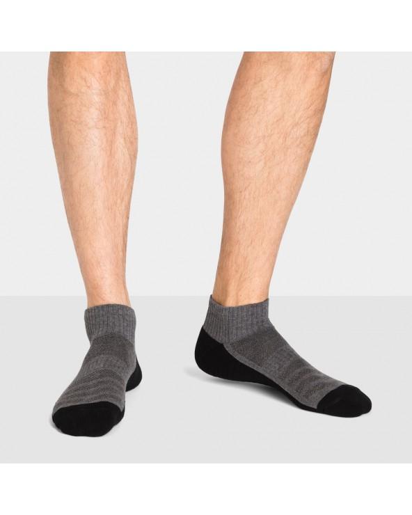 Chaussettes courtes coton de marche