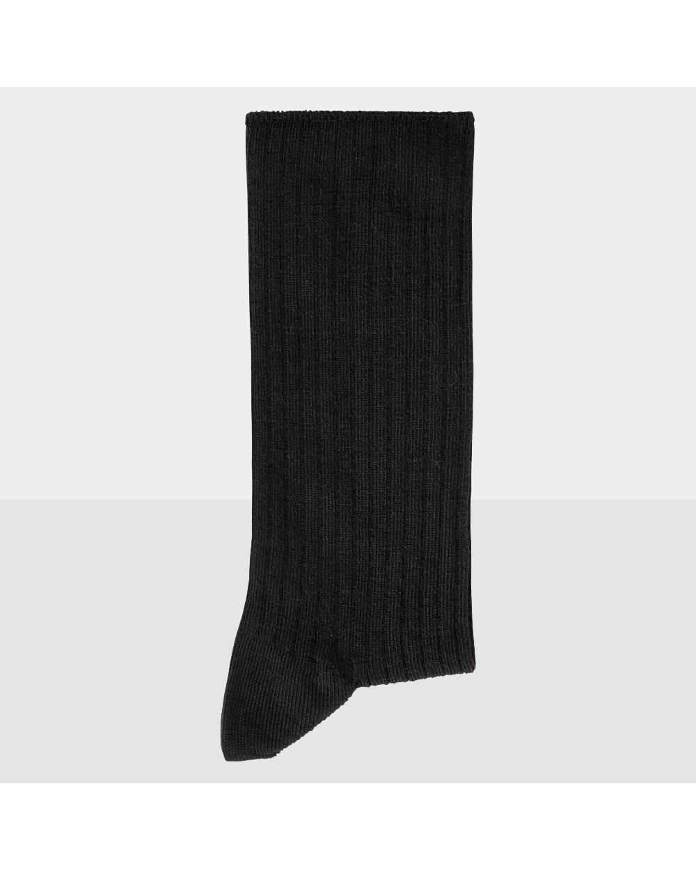 Chaussettes chaudes laine