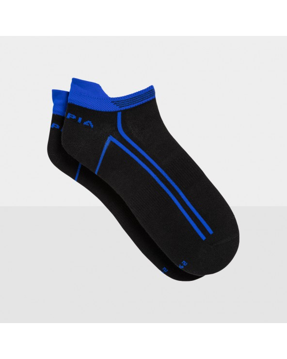 Socquettes coton sport design