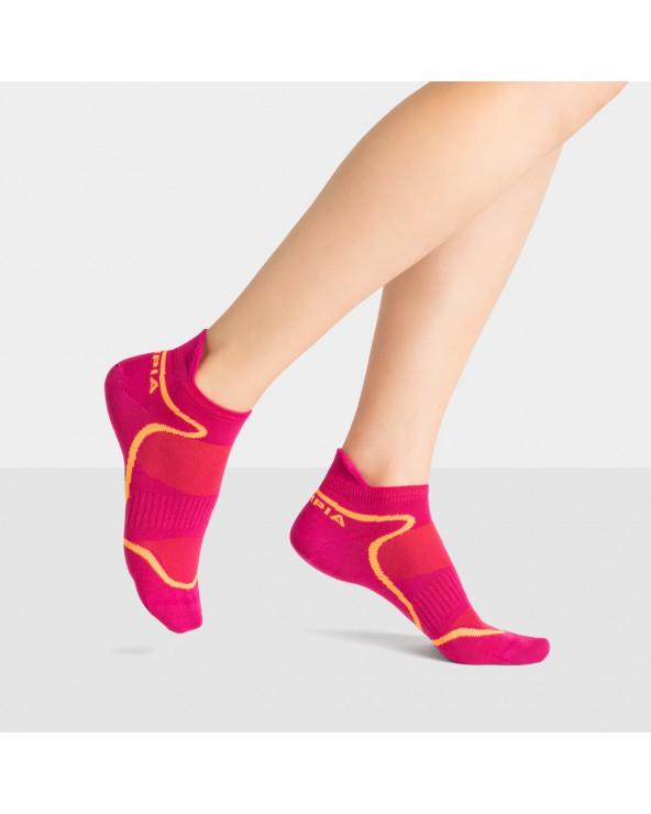 Chaussettes invisibles sport coton
