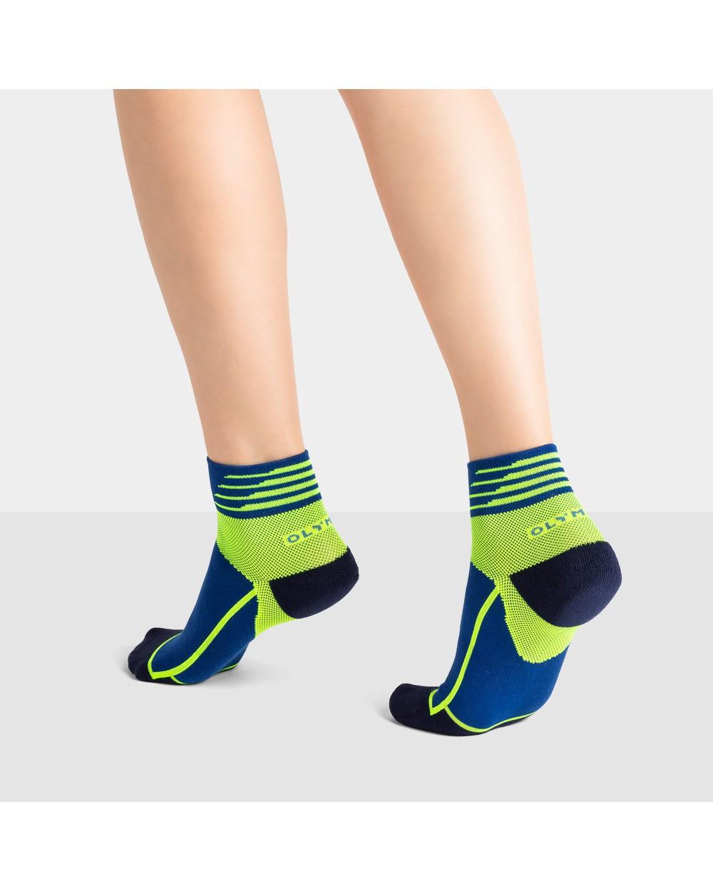 Socquettes coton sport