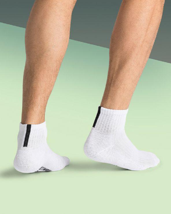 Chaussettes courtes Sport semelle confort