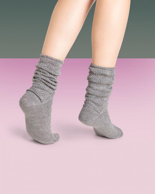 Chaussettes Intérieur Antidérapantes