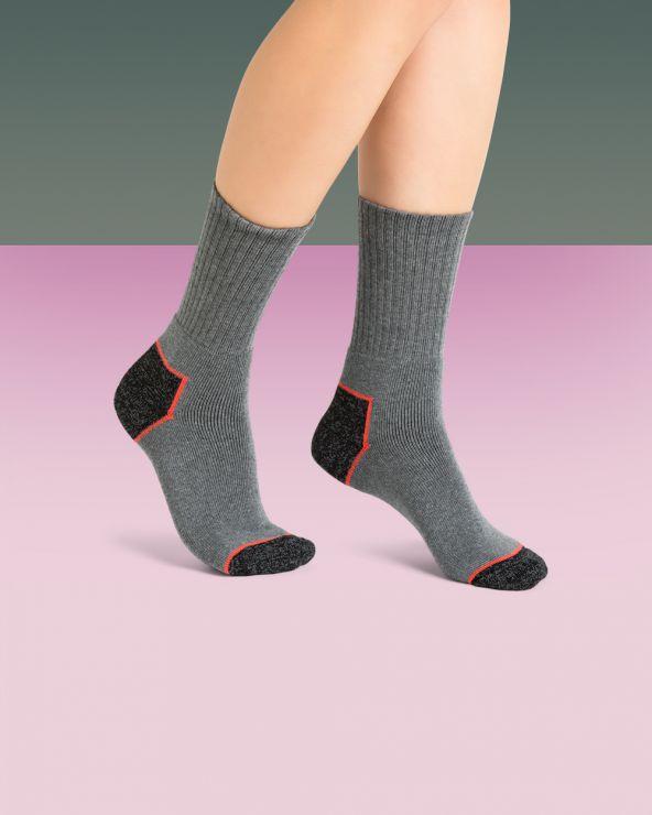 Chaussettes travail femme