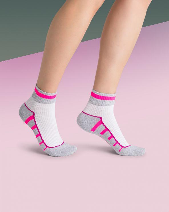 Chaussettes Courtes de Sport Training