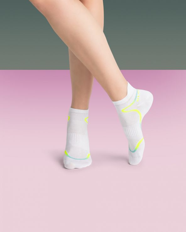 Socquettes de Sport Athlétic