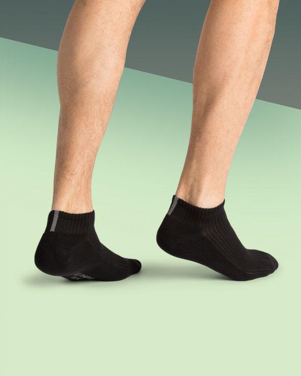 Socquettes sport basic