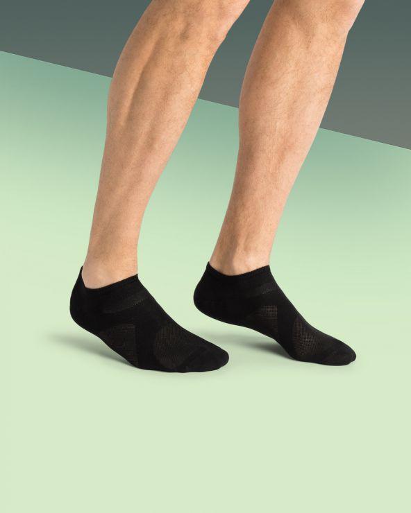 Chaussettes invisibles sport coton R'max