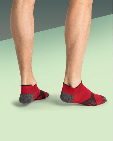 Chaussettes Invisibles Coton Training