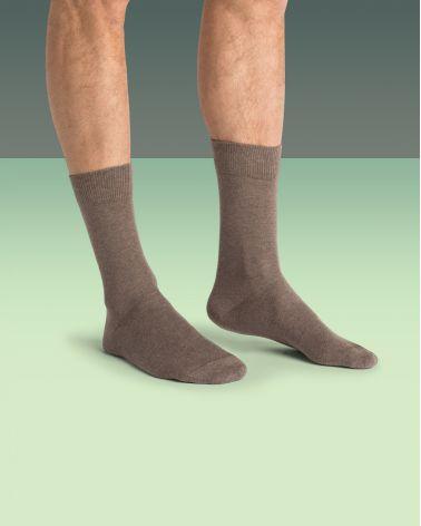 Chaussettes 100% pur Coton SOFT