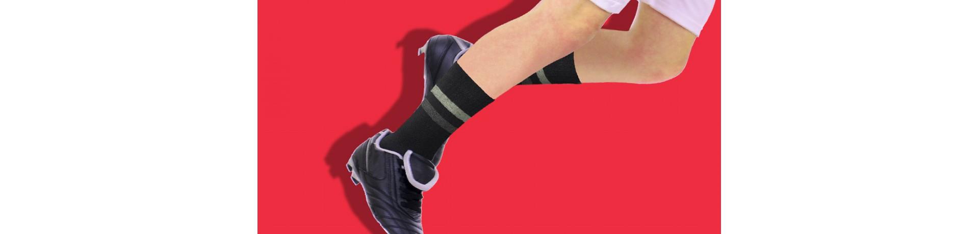 Chaussettes garçon de sport