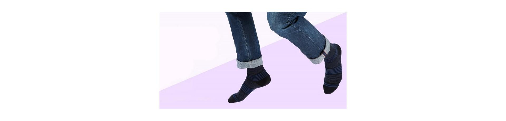 Chaussettes entretien facile - Gamme Séchage +