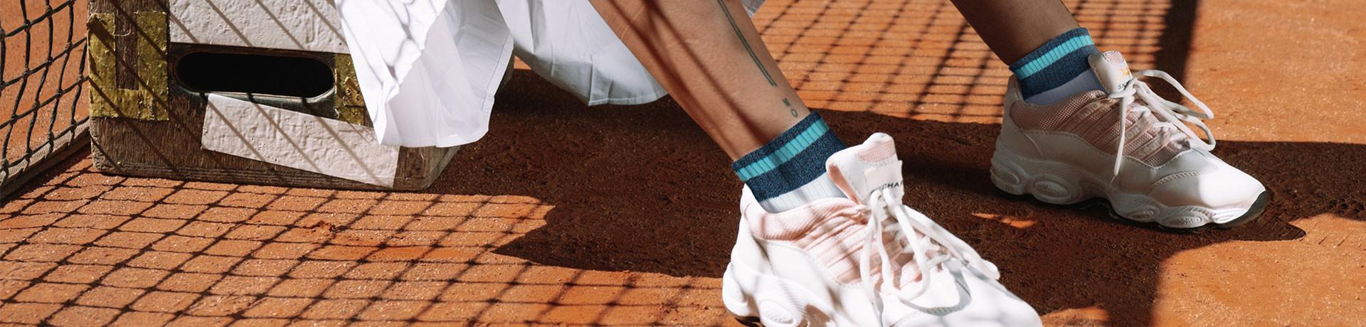 Chaussettes de Sport Femme